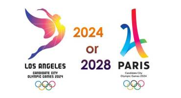 Paris and LA Could Resolve 24 / 28 Olympic Games Bid Rift On Field Of Play