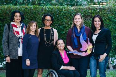LA 2024 Releases Key Commitments On International Women's Day