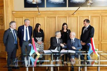 Paris 2024 Welcomes Bouygues Construction As 15th Bid Partner