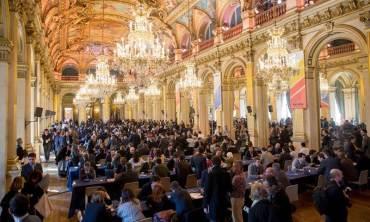 Thousands of Tech Start-Ups and Entrepreneurs Back Paris 2024