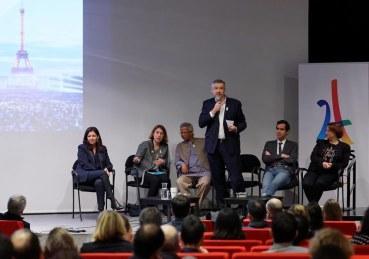 Paris 2024 Joins Nobel Peace Prize Winner To Explore Games Inclusivity