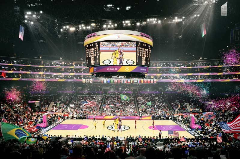 LA 2024 Releases Second 'Legends' Film Featuring Basketball Legend Kobe Bryant