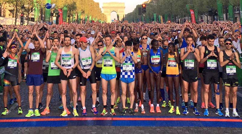 Paris 2024 Demonstrates Commitment To Gender Diversity At Paris Marathon