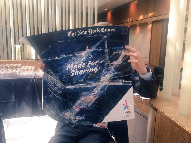 BidWeek: Gloves Were Off For Olympic Bids As Los Angeles, Paris Battled In Denmark