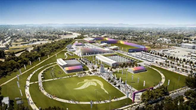 LA 2024 - Olympic and Paralympic Shooting at Sepulveda Basin