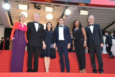Paris 2024 Delegation Attend Cannes Film Festival