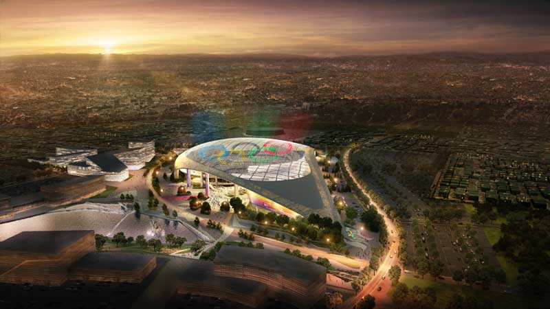 USOC Chief Welcomes Joint Olympic Bid Award, But Preparing 'A Lot of Questions' About LA 2024