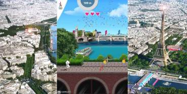 Paris 2024 Launch Online Game To Highlight Olympic Vision