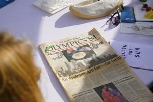 LA 2024 celebrates the 33rd anniversary of the LA 1984 Olympic Games (LA 2024 Photo)