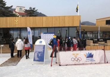 CEO Says Stockholm 2026 'Building Momentum' Towards Winter Olympics Bid