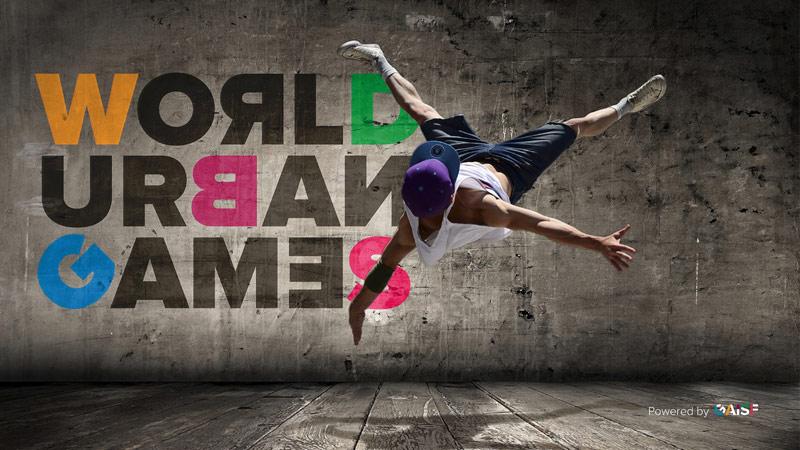 GAISF Seeks Bid Cities To Host Inaugural World Urban Games