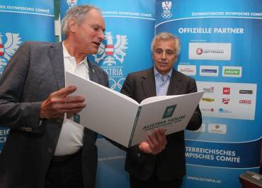 "IOC VP Samaranch Claims Graz 2026 Winter Olympic Bid Is A ""Strong Candidate"""