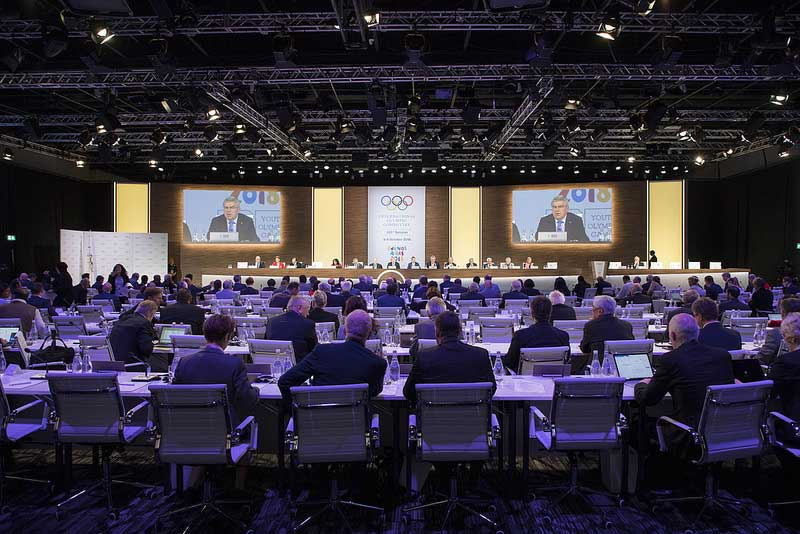IOC Members Approve Three-City 2026 Olympic Bid Shortlist With No Plan 'B'