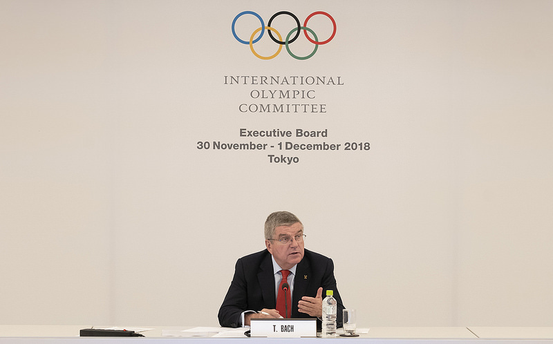 IOC President Bach Said 2026 Olympic Bids Need Only Guarantee Delivery, Not Deficits