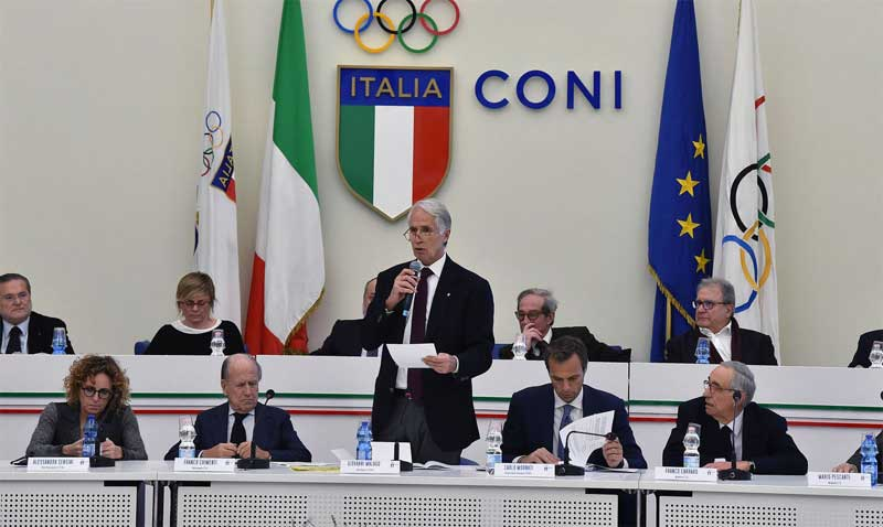 Stockholm 2026 Will Be Tough To Beat Says Italian Olympic Committee Chief On Milan-Cortina Bid