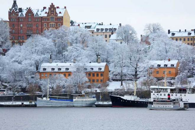 Stockholm is bidding to host the 2026 Olympic and Paralympic Winter Games (Photo: Malcolm Hanes)