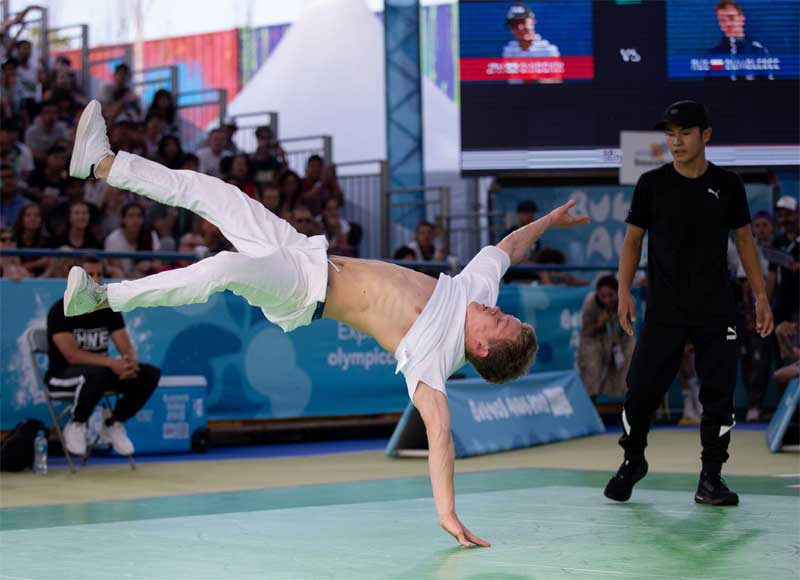 Breakdancing One 'Drop' Away From Paris 2024 Olympic Games