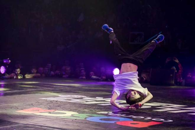 Breakdancing considered possible sport at Paris 2024 Olympic Games (World Dancesport Federation Photo)