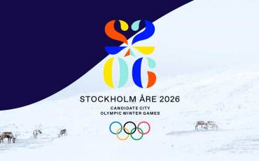 Stockholm-Åre 2026 Launches 'Made In Sweden' Olympic Bid Branding