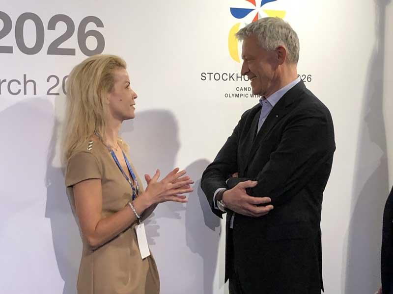 Stockholm Mayor Offers Limited Support For Sweden S 2026 Olympic Bid Gamesbids Com