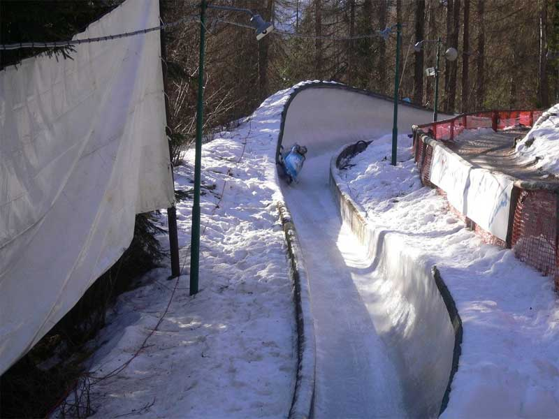 Cortina d'Ampezzo Anchors Italy's 2026 Olympic Bid On $53 Million Sliding Track Upgrade