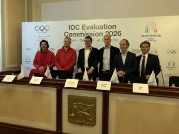 Italian Government Set To Guarantee Milan-Cortina 2026 Olympic Winter Games Bid