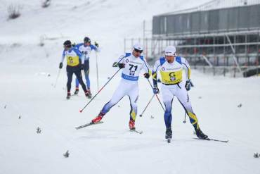 Star Olympians And Paralympians Head To Lausanne To Support Swedish And Italian Olympic Bids