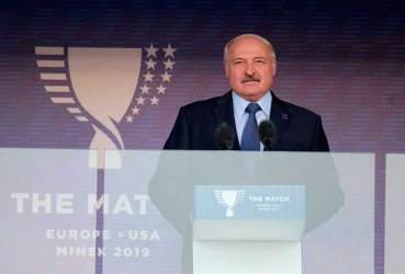 Belarus President Green Lights Possible Joint Olympic Bid With Ukraine