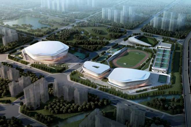 Venue proposed for the Chengdu 2021 FISU World University Games can hold national-level and international single sport events, such as basketball, volleyball, handball, gymnastics, ice hockey (Chengdu 2021 Photo)