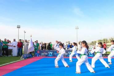 Riyadh 2030 Proposes Asian Sports Confederation and Athletes' Academy As Part Of Asian Games Bid