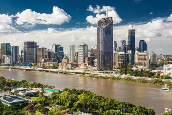 Brisbane, Australia (Photo: Australian Olympic Committee)