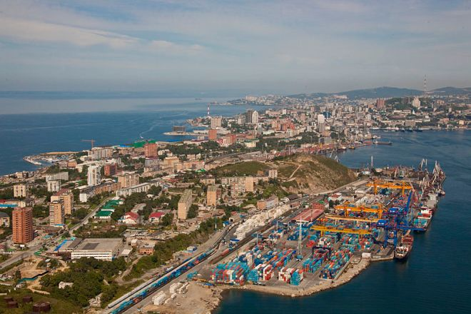 Vladivostok, Russia (Wikipedia photo)