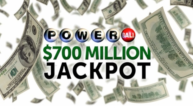 US Powerball Jackpot Reaches US$700 Million