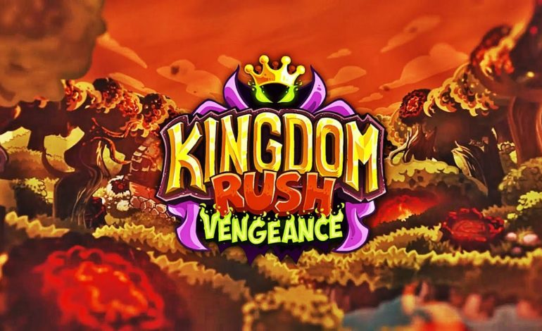 Kingdom Rush: Vengeance for PC Download Free