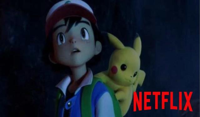 Mewtwo Strikes Back Evolution Netflix