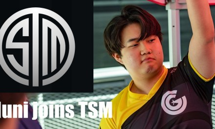 Huni Joins TSM 2021 Top Lane