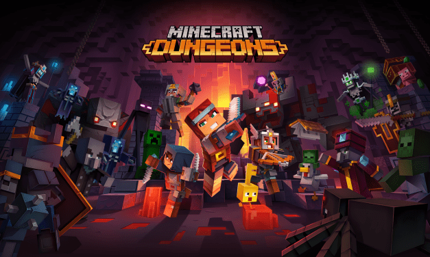 Minecraft Dungeons Cross-platform Date Announced