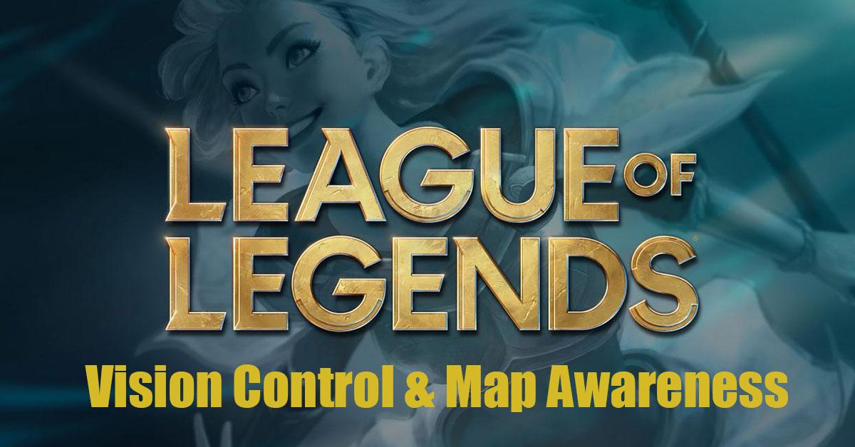 League of Legends vision control