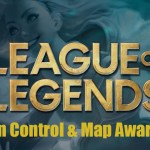 League Of Legends Vision Control and Map Awareness