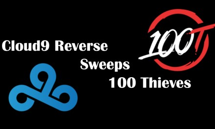 Cloud9 Reverse Sweeps 100 Thieves In LCS Lock In Semifinals