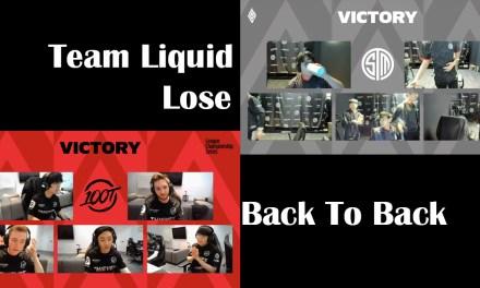 Team Liquid Lose Back To Back In Week 2