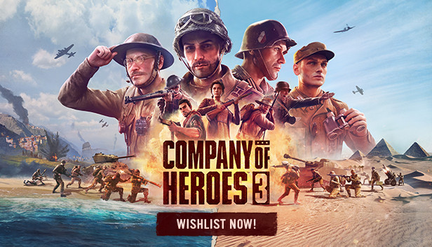 Company of Heroes 3 Demo Is Now Playable