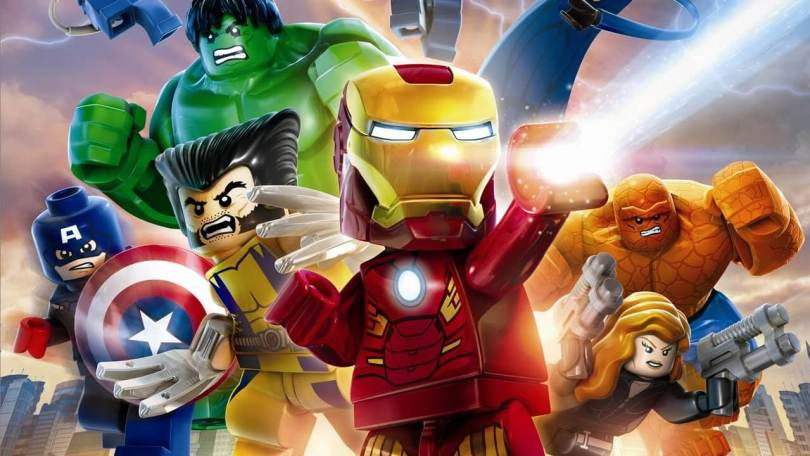 Lego Marvel Superheroes Cheat Codes