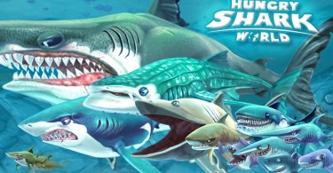 hungry shark world hack