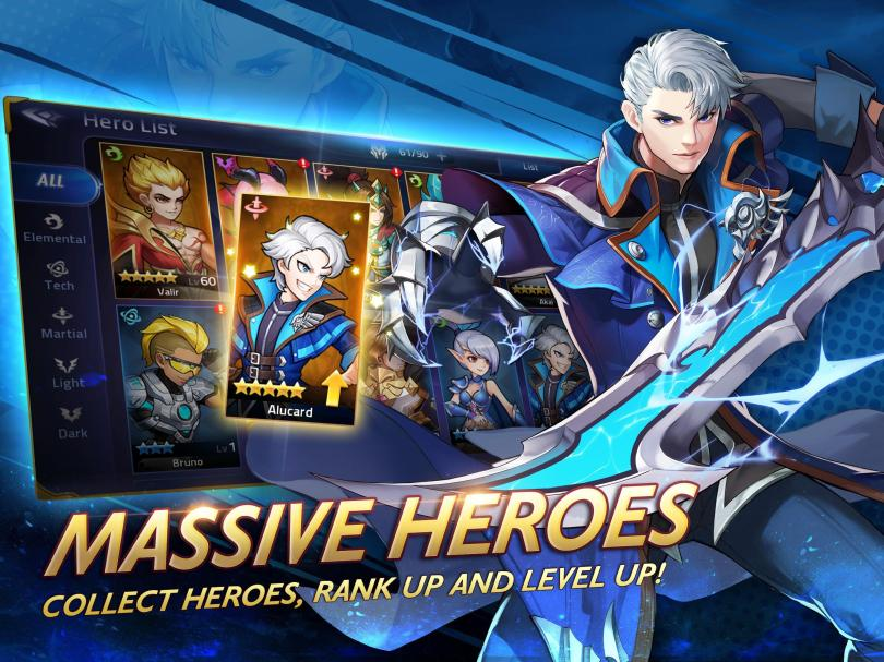Mobile legends Adventure Mod Apk