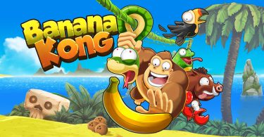 Banana Kong Mod Apk Unlimited Money