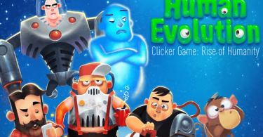 Human Evolution Mod Apk Unlimited Money And Gems