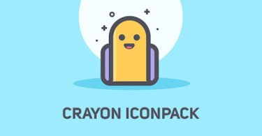 Crayon Icon Pack Pro Apk