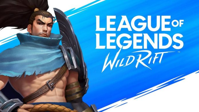 LOL Wild Rift Alpha Test Apk