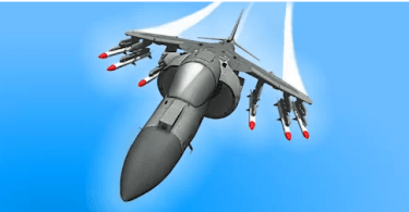 Idle Air Force Base Mod Apk